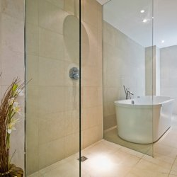 Frameless Glass Shower Doors & Enclosures