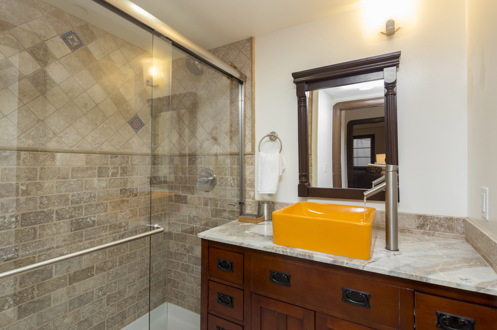 custom shower designs by glass experts